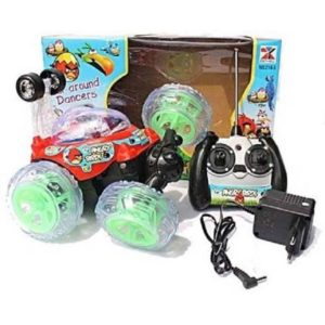 Angry Birds Rechargeable Stunt Car