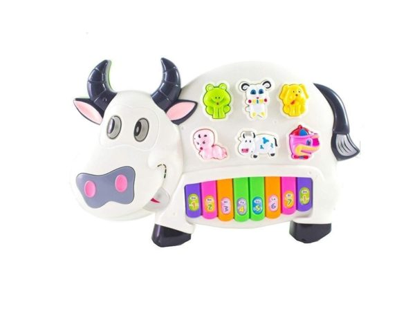 Cow Music Piano Educational Toy