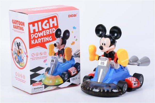 Didai High Powered Karting - Mickey Mouse