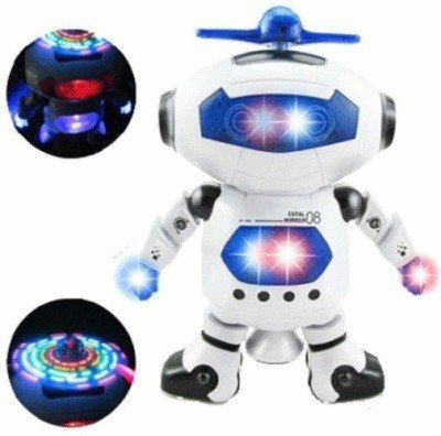 Digital Dancing Warrior Robot Toy