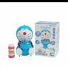 Doremon Bubble Toy - Blue & White