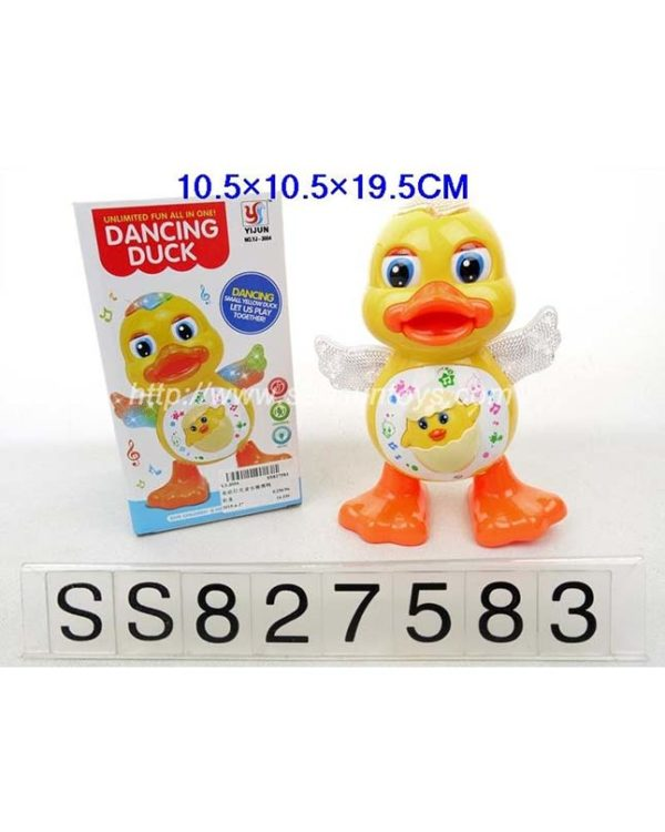 Electric Light Music Swing Duck
