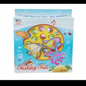 Fishing Game 15 Fishes - Multicolour