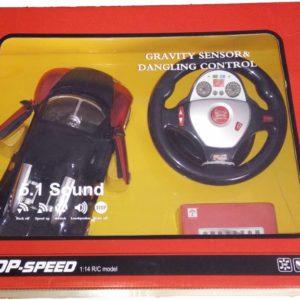 Hi-Speed Bugatti Style Model Sensor Gravity Control