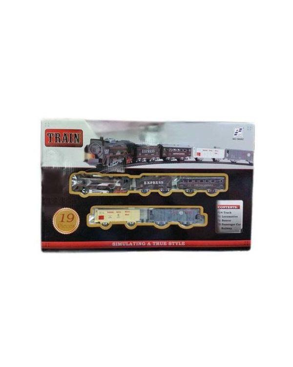 Kids Express Railway Train Set