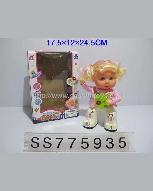 Little Apple Music Doll
