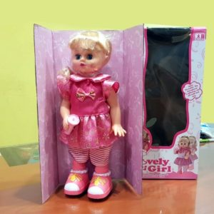 Lovely Girl Doll for Kids