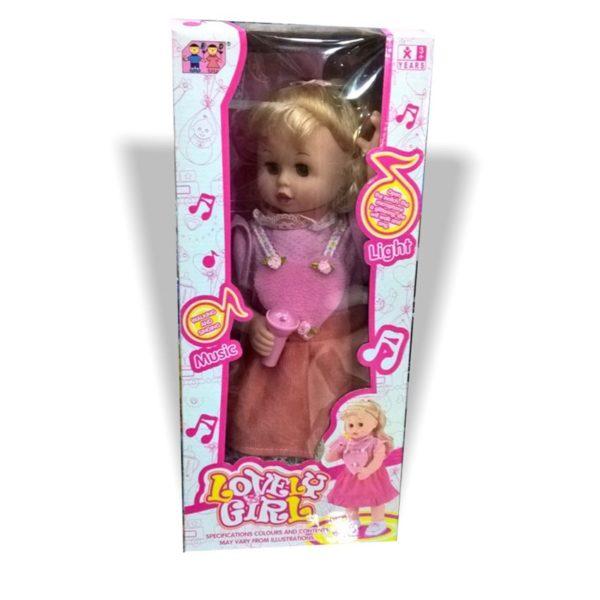 Lovely Girl Doll for Kids