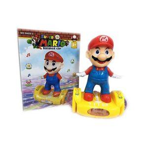 Mario Balance Car