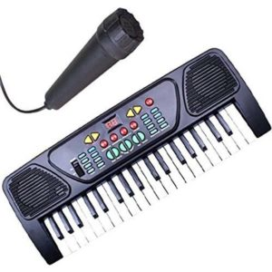 Piano Synthesizer keyboard with MIC musical Kids Toy