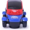 Plastic 3D Light Doraemon Toy Car