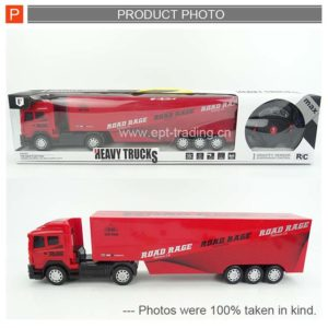Remote Control Truck For Sale4Ch Rc Construction Toy Trucks With Light