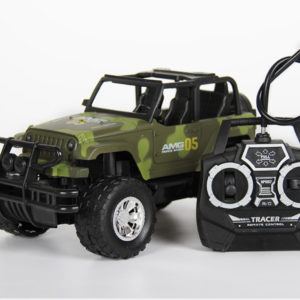 Saffire Macho Off-Roader Remote Control Jeep