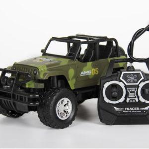 Saffire Macho Off-Roader Remote Control Jeep