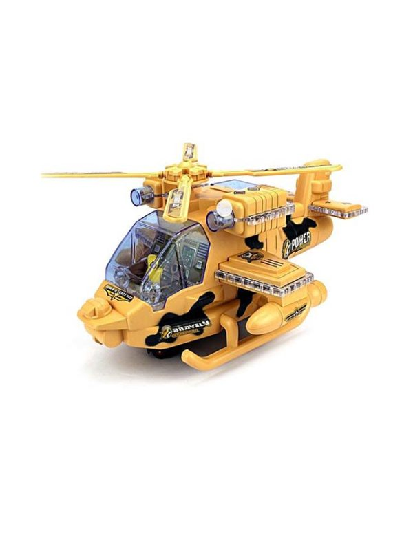 Sky Warrior Battleship Battery Operated Helicopter