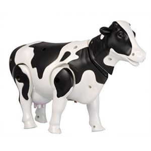 Toy Galaxy Milk Cow Battery Operated