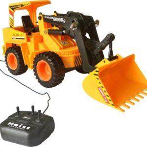 Wired Remote Control JCB Crane Truck Toy