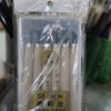 6pcs Wood Carving Tool Set - Brown