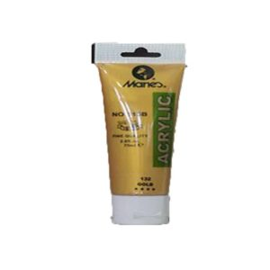 75ml Acrylic Paint Tubes - Golden