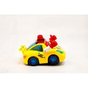 Abs dance get ready car toy