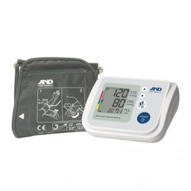 Blood Pressure Monitor Digital UA-767F A&D JAPAN