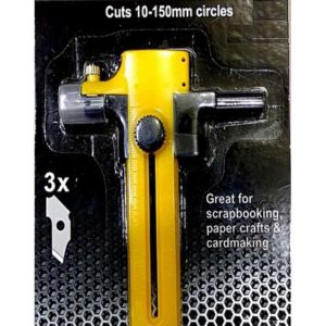 Circle Cutter cuts 10-150mm circle