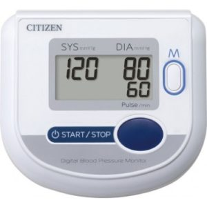 Citizen CH 453 – Upper Arm Blood Pressure Monitor