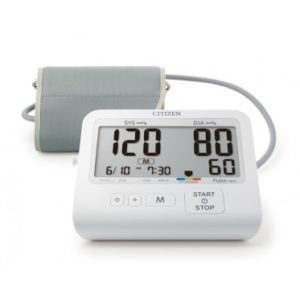 Citizen CHU 503 – Upper Arm Blood Pressure Monitor