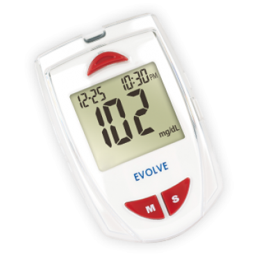 EVOLVE Blood Glucose Monitoring System