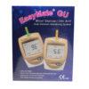 EasyMate GU – 2 in 1 Glucose + Uric Acid Meter
