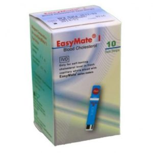 Easymate Cholesterol Test Strips