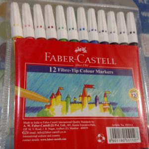 Faber-Castell Sketch Pens 45F (Pack of 12)