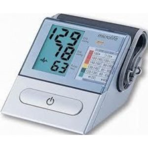 MICROLIFE DIGITAL BLOOD PRESSURE METER A100