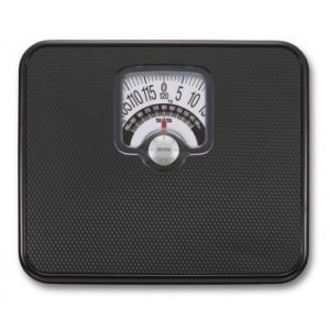 Mechanical Scale with BMI Health Indicator