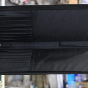 Paint brush bag For Artist Draw Pen - Black Color