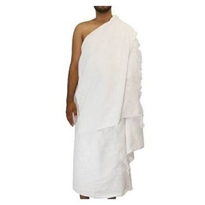 Soft Towel Ehraam For Hajj Umrah