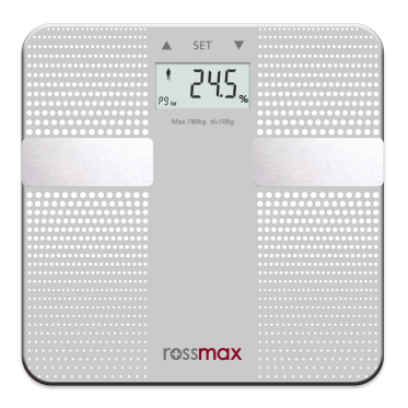 WF260 Body Fat Monitor with scale