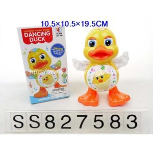 Electric Light Music Swing Duck