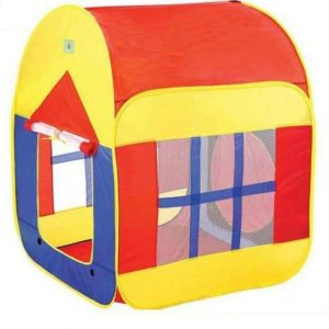 Quality Kids Play Tent Play Game House Indoor Outdoor Toy Tent Children Baby Beach Tent