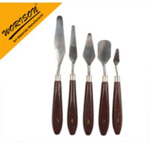 5pcs Stainless Steel Knives Oil Painting for Artist