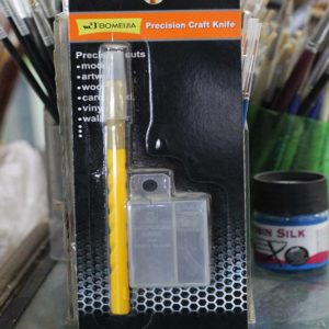 Precision Craft Knife Tool - Yellow